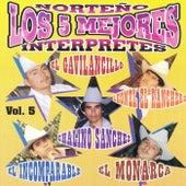 Norteño Los 5 Mejores Interpretes Vol. 5 de Various Artists