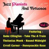 Jazz Pianists and Virtuosos, Vol. One de Various Artists
