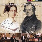 Robert & Clara Schumann: Piano Works by Wolfram Lorenzen