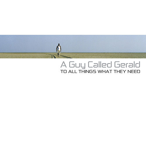 To All Things What They Need by A Guy Called Gerald