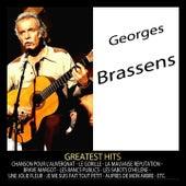 Greatest Hits : George Brassens de Georges Brassens
