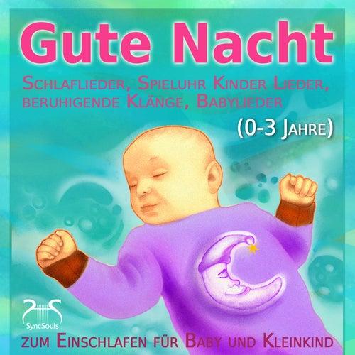 Gute Nacht - Schlaflieder, Spieluhr Kinder Lieder, beruhigende Klänge, Babylieder zum Einschlafen fü by Torsten Abrolat