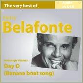 The Very Best of Harry Belafonte: Anthologie, Vol. 1 (Made in USA) de Harry Belafonte