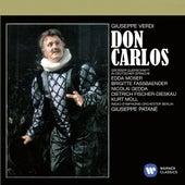 Verdi auf Deutsch: Don Carlos von Brigitte Fassbaender