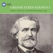 Verdi auf Deutsch: Große Szenen aus Nabucco, Aida, Die Macht des Schicksals by Gottlob Frick