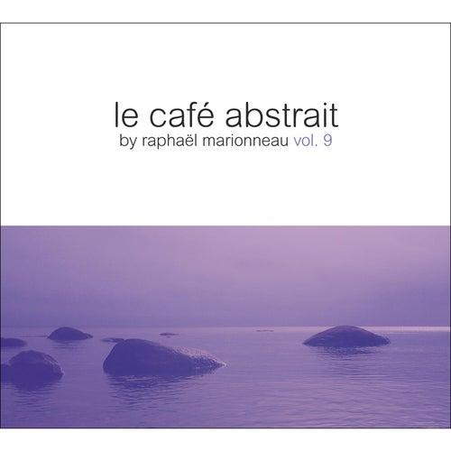 Le café abstrait by Raphaël Marionneau by Various Artists