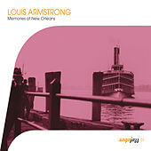 Saga Jazz: Memories of New Orleans by Louis Armstrong