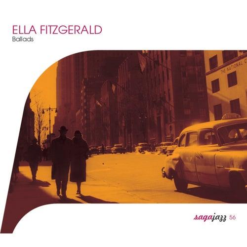 Saga Jazz: Ballads de Ella Fitzgerald
