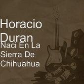 Naci En La Sierra De Chihuahua de Horacio Duran