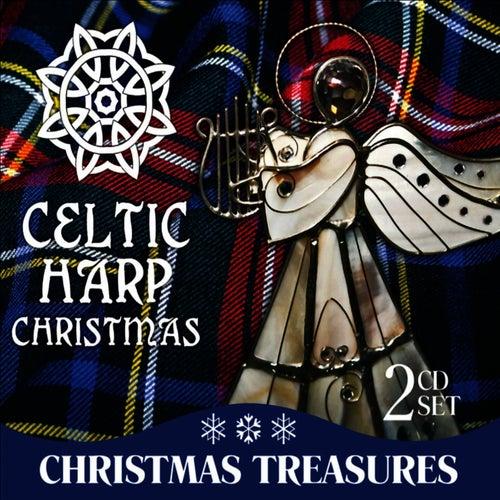 Christmas Treasures: Celtic Harp Christmas by Philip Boulding