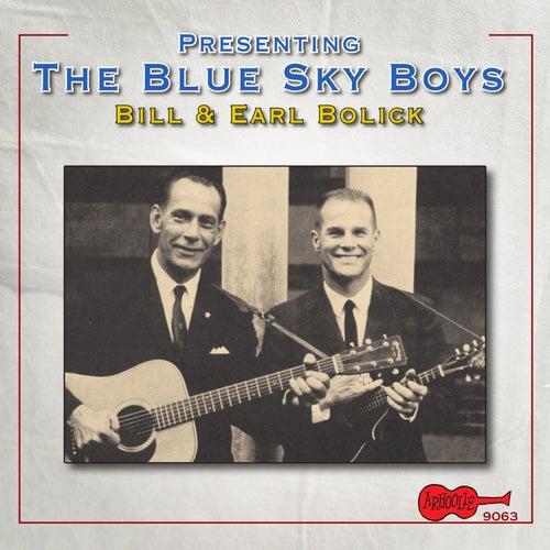 Presenting The Blue Sky Boys by Blue Sky Boys