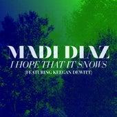 I Hope That It Snows (feat. Keegan DeWitt) by Madi Diaz