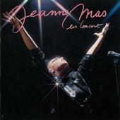 En concert by Jeanne Mas