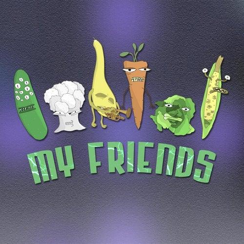My Friends by Jason Steele