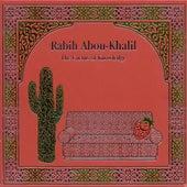 Abou-Khalil, Rabih: Cactus of Knowledge (The) von Rabih Abou-Khalil