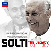 Solti The Legacy 1937-1997 di Sir Georg Solti