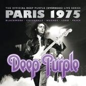 The Official Deep Purple (Overseas) Live Series: Paris 1975 de Deep Purple