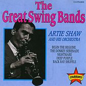 The Great Swing Bands - 20 All Time Favourites de Artie Shaw