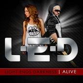 Alive de L.E.D.
