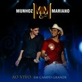 Ao Vivo Em Campo Grande de Munhoz & Mariano