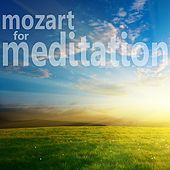 Mozart for Meditation de Various Artists