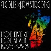 Hot Five And Hot Seven  1925-1928 de Louis Armstrong