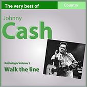 The Very Best of Johnny Cash: I Walk the Line (Anthology, Vol. 1) de Johnny Cash
