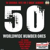 50 Worldwide Number Ones de Various Artists