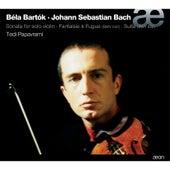 Bartók & Bach: Sonata for Solo Violin, Fantaisie & Fugue, Suite by Tedi Papavrami