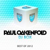 DJ Box - Best Of 2012 de Various Artists
