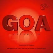 Goa, Vol.44 (Compiled by DJ ShaMane) by Various Artists
