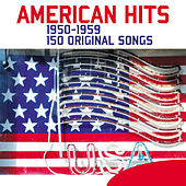 American Hits - 150 Songs (1950-1959) by Various Artists