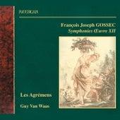 Gossec: Symphonies Oeuvre XII von Les Agrémens