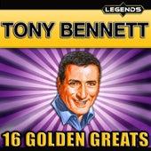 Tony Bennett - 16 Golden Greats de Tony Bennett
