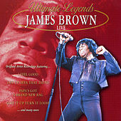 Ultimate Legends: James Brown (Live) de James Brown