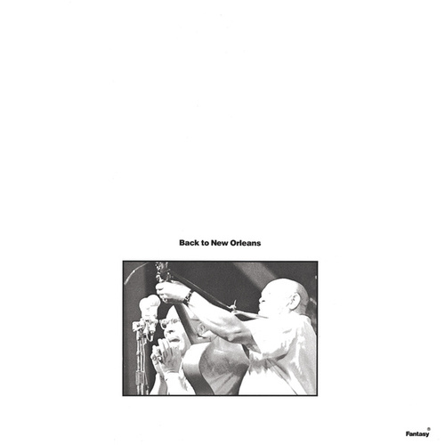 Back to New Orleans by Sonny Terry