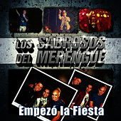 Empezó La Fiesta - Single de Los Sabrosos Del Merengue