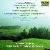 Vaughan Williams: Tallis Fantasia & Barber: Adagio von Various Artists
