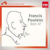 Poulenc Best of de Various Artists