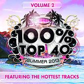 100% Top 40 Summer 2013, Vol. 2 (The Hottest Tracks) by Audio Groove