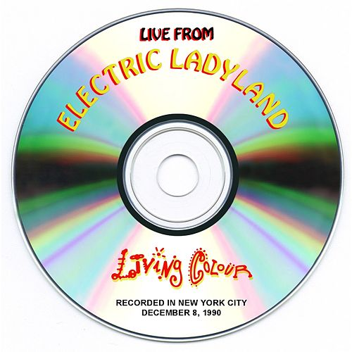 Live from Electric Ladyland de Living Colour