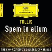 Tallis: Spem in alium – Meisterwerke von Choir of King's College, Cambridge