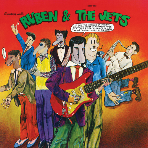 Cruising With Ruben & The Jets by Frank Zappa
