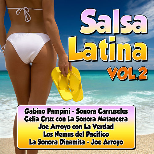 Salsa Latina Vol. 2 by Various Artists