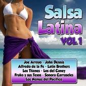 Salsa Latina Vol. 1 by Various Artists