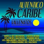 Auténtico Caribe - Vallenatos de Various Artists