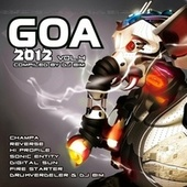 Goa 2012, Vol.4 by Various Artists
