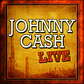 Johnny Cash: Live de Johnny Cash
