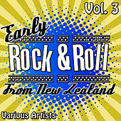 Early Rock & Roll from New Zealand Vol. 3 de Various Artists