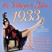 Die Schlager des Jahres 1933 de Various Artists